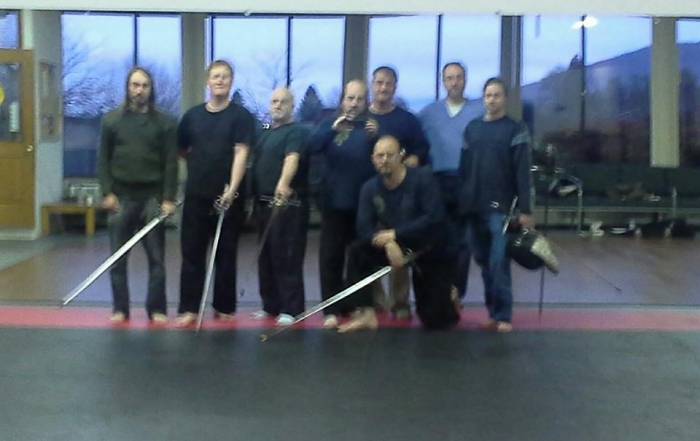 Academia Duellatoria hosts rapier seminar at AKA