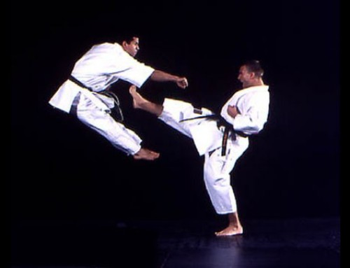 Karate Is The Ultimate In Unarmed Self-Defense