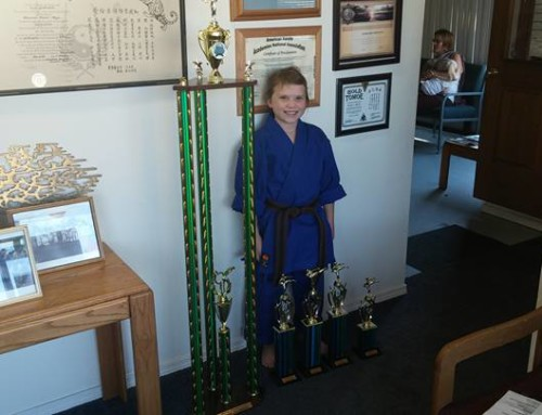 AKA student wins grand champion in Tacoma