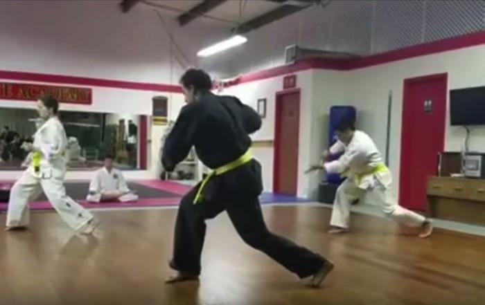 Eskrima Test at Ashland Karate Academy