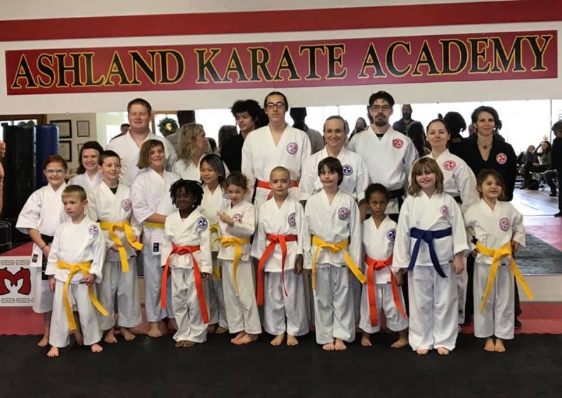 Karate Adults Kids